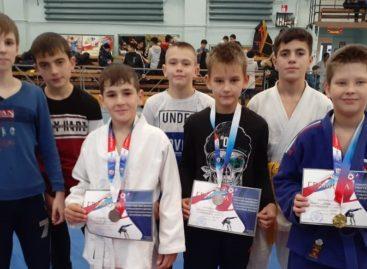 Как сандатовские дзюдоисты выступили на соревнованиях в Целине и Ставрополе
