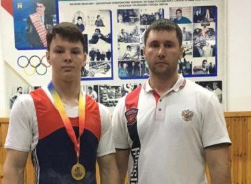 Сальский тяжелоатлет поедет на первенство России