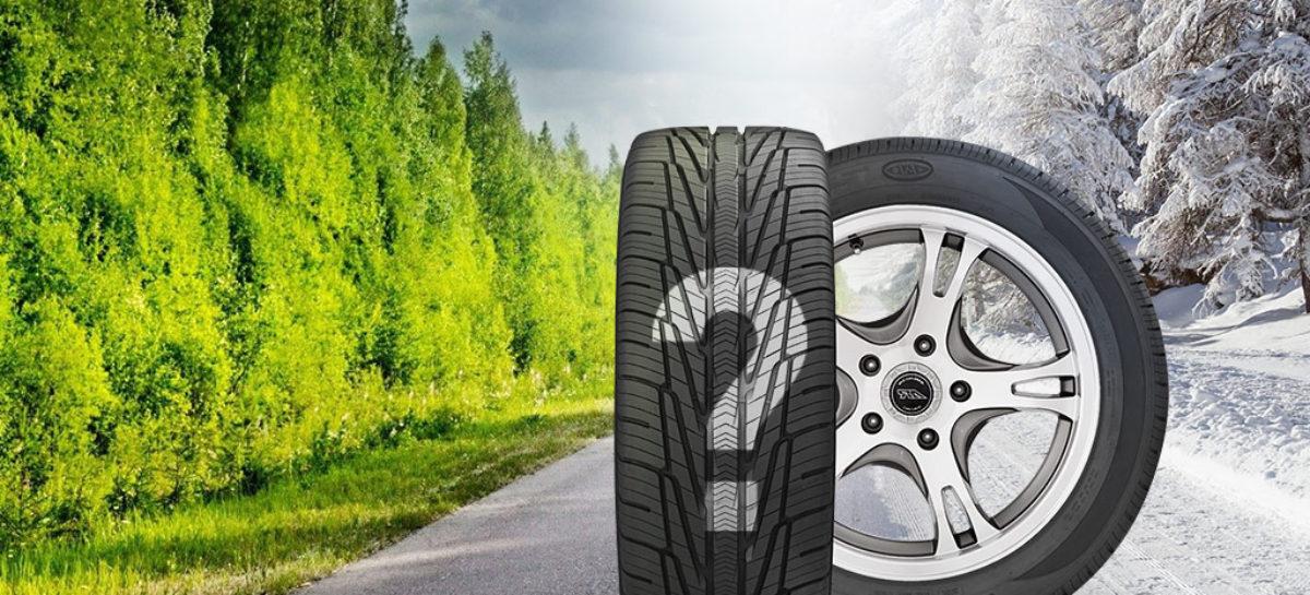 Сальчан просят «переобуть» машины и быть втройне осторожными на зимних дорогах