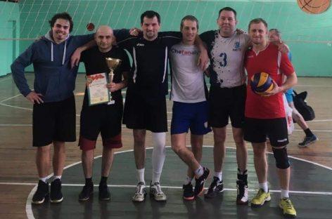 В память об освобождении района сальчане провели волейбольный турнир