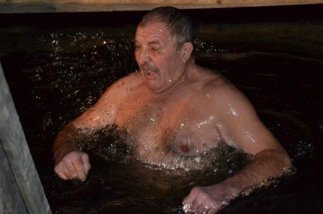 Сальчан и жителей Сальского района призывают быть осторожными во время крещенских купаний