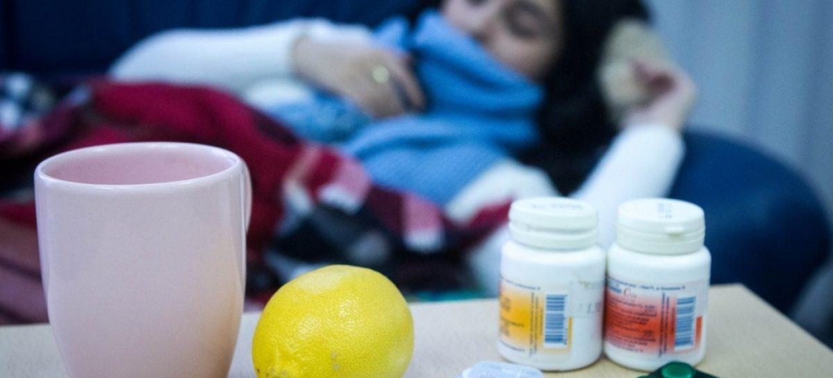Грозит ли сальчанам оказаться на больничном из-за ОРВИ или гриппа?