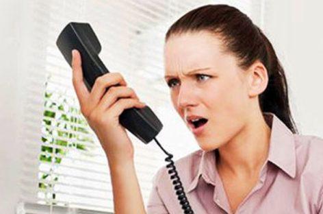 Потребители коммунальных услуг в Сальске жалуются, что номера коммунальных служб часто оказываются недоступны