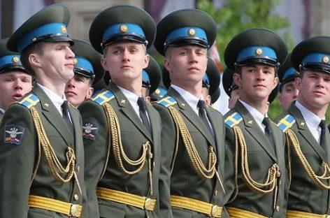 Немало молодых сальчан выбирают военную профессию