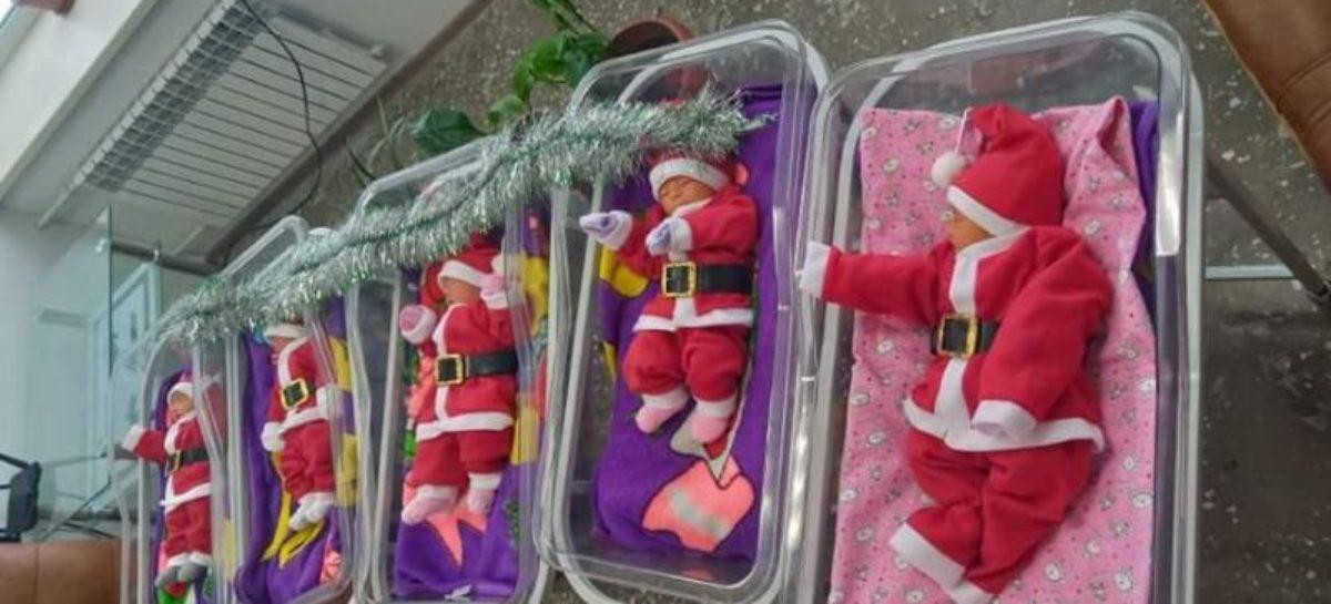 Ничья в сальском роддоме: за новогодние каникулы родились 12 девочек и 12 мальчиков