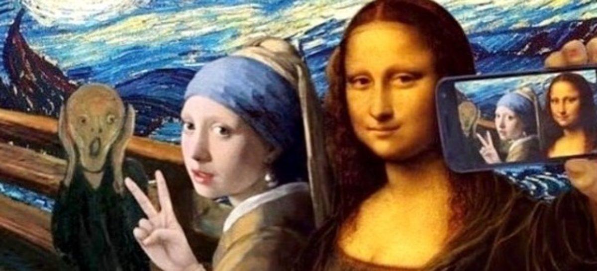 Сальчанам предлагают сделать селфи в музеях или в ДК