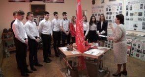 Об истории освобождения Сальска школьникам рассказывают в музее