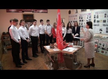 Об освобождении Сальска школьникам рассказывают в музее