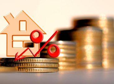 Жильё по ипотеке можно получить по ставке в 5,7% годовых