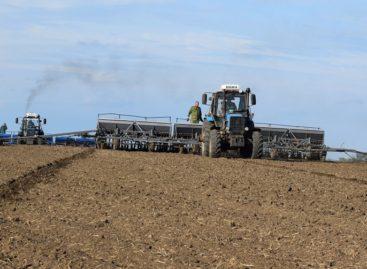 Сельхозпредприятие «Русь» первым приступило к севу яровых