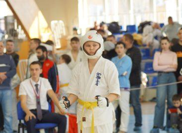 Сальские каратисты выступили на «Кубке дружбы»