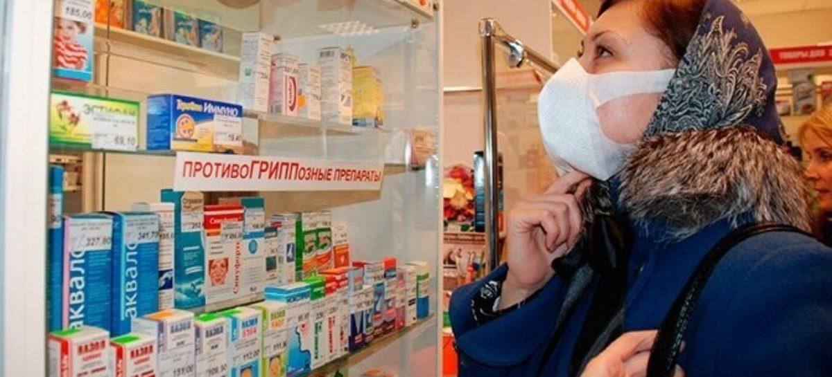 В Сальском районе медицинская маска стала весьма ходовым товаром