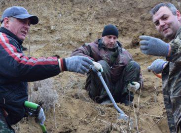 Ещё два Неизвестных солдата будут торжественно перезахоронены в селе Екатериновка Сальского района