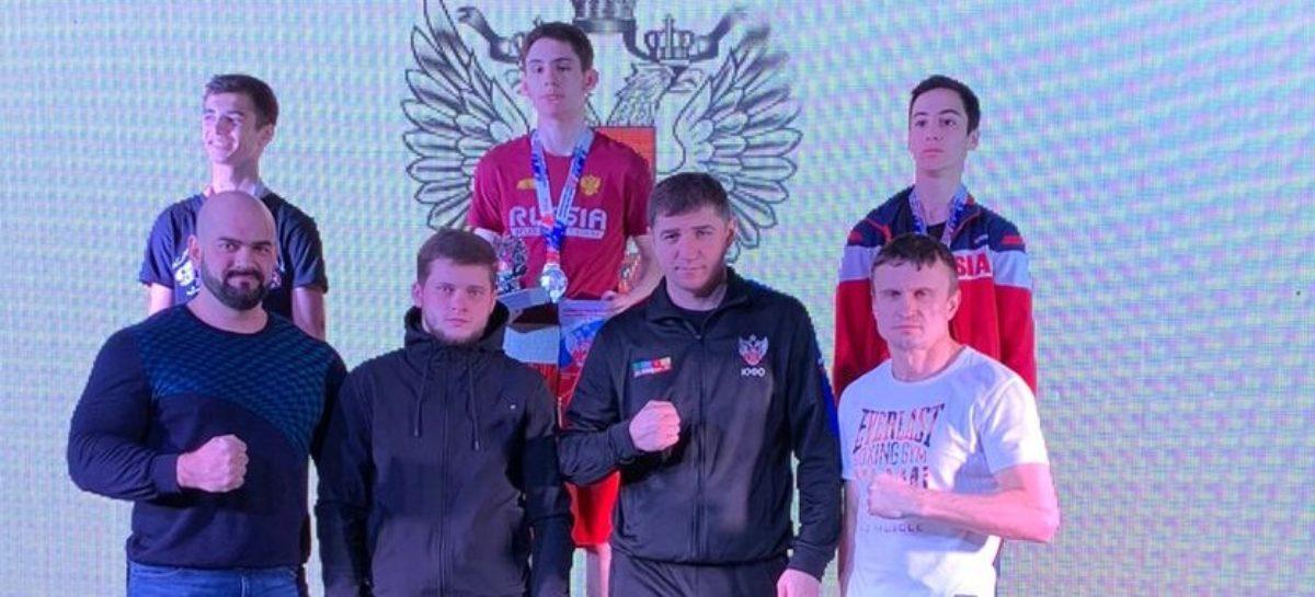 Сальские боксеры поедут на первенство России