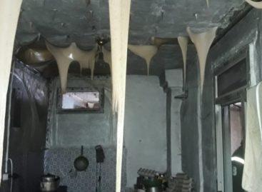 Житель Романовки часто курил в своём доме