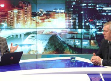 «Контроль… самый жетский»: Василий Голубев в телепередаче ответил на важные вопросы