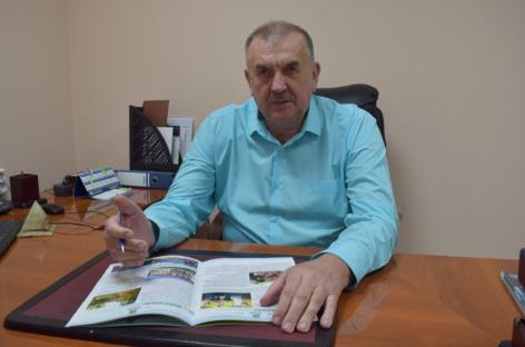 Виктор Зубенко: «Где родился, там и пригодился»