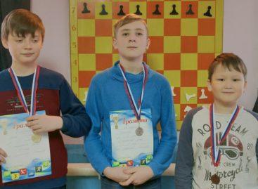 Сальские шахматисты сразились на праздничном турнире