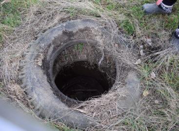 У некоторых жителей села Новый Егорлык в Сальском районе счета за воду переливаются через край