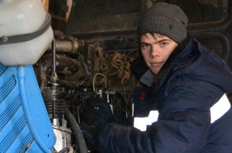 Молодой механик с золотыми руками живёт в Сальском районе