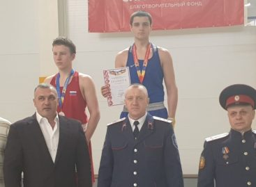 Сальские боксеры завоевали награды первенства региона