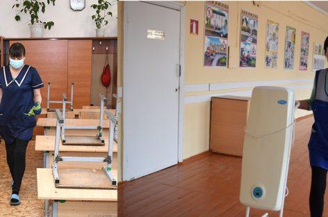 С 30 марта по 6 апреля детские сады и школы в Сальском районе не будут работать из-за угрозы распространения коронавируса