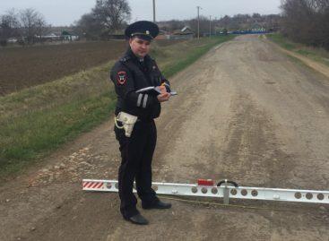 Во время операции «Школьный автобус» сотрудники ГИБДД выявили недостатки в содержании дорог