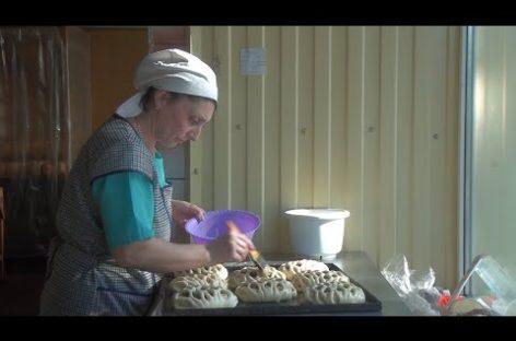 Очень вкусный репортаж мы сняли в сальской пекарне!