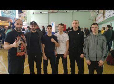 Сальские боксеры выступили на соревнованиях в двух регионах