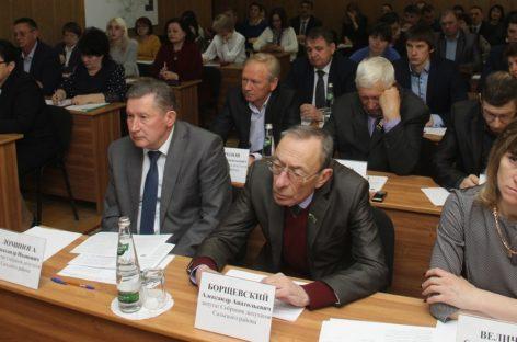 Депутаты Сальского района внесли ряд изменений в бюджет
