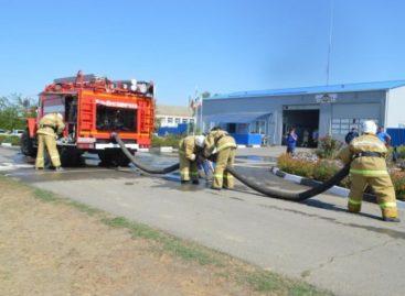 Подразделение областной противопожарной службы откроется в Юловском