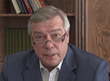 Василий Голубев: «Мы дополнительно поддержим многодетных и безработных с детьми»