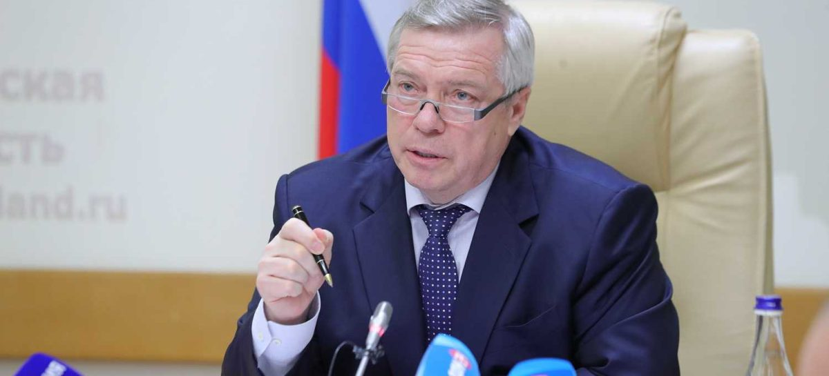 Василий Голубев: «Ослаблять ограничительные меры пока не позволяет ситуация по коронавирусу»