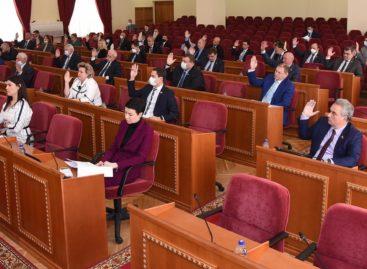 Депутаты областного Заксобрания одобрили инициативы губернатора по соцзащите дончан