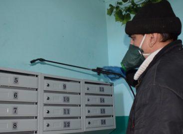 Все дома в Сальске переведены на особый санитарный режим из-за коронавируса