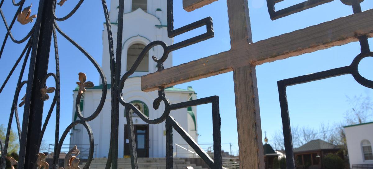 В Сальском районе временно закрыты храмы