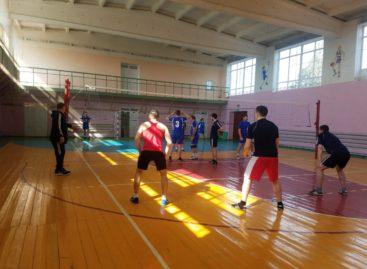 Волейболисты Сальска победили на первом этапе Спартакиады Дона — 2020