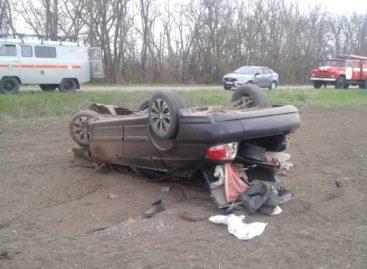В Сальском районе в аварии погиб 39-летний мужчина