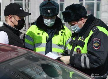 Выезжать — только в больницу или отвезти продукты пожилому родственнику: в регионе проверяют автомобилистов