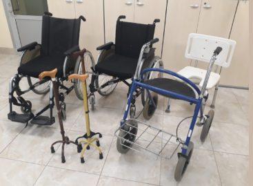 Сальчан просят поделиться уже ненужными средствами реабилитации