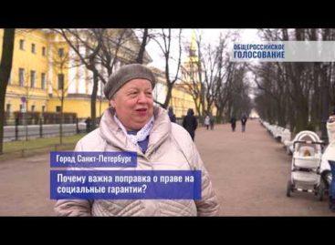 Почему важна поправка к Конституции РФ о праве на социальные гарантии?