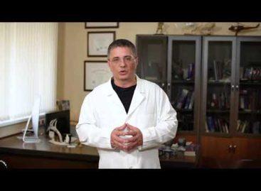 Главный врач ГКБ №71 Александр Мясников — о поправках в Конституцию