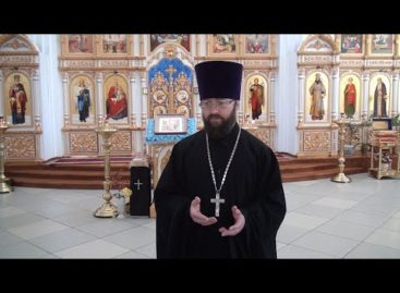 Благочинный Сальского округа протоиерей Димитрий Федоров: «Не оставляйте молитву, но молитесь дома!»