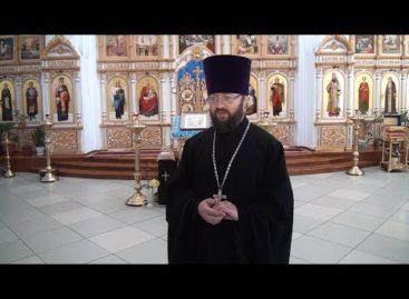 Благочинный Сальского округа отец Димитрий: «Порядок на кладбище наведём после карантина»