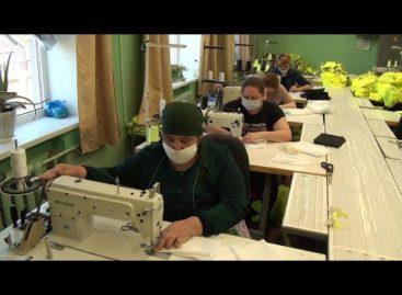 Сальские швейники переориентировали своё производство во время пандемии