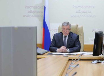 Василий Голубев: «При улучшении ситуации начнется поэтапное снятие противоэпидемических ограничений»