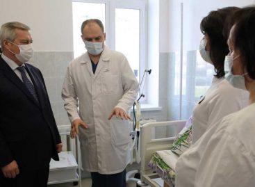 По решению губернатора донские медики получат доплаты