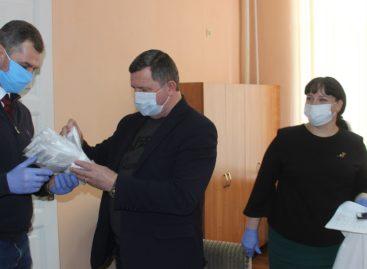#МыВместе: глава Сальского района Владимир Березовский присоединился к акции