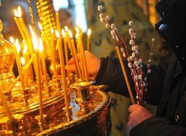 Сальчане смогут увидеть богослужение в Вербное воскресенье в режиме онлайн
