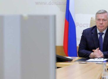 Василий Голубев: «Темпы смягчения ограничительных мер будут зависеть от качества соблюдения дончанами «масочного режима»